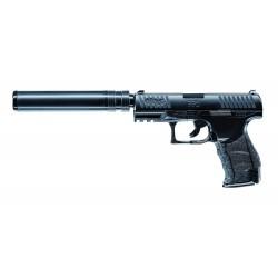 Pistolet Walther Ppq Navy Kit Bbs 6mm Spring 0.5J