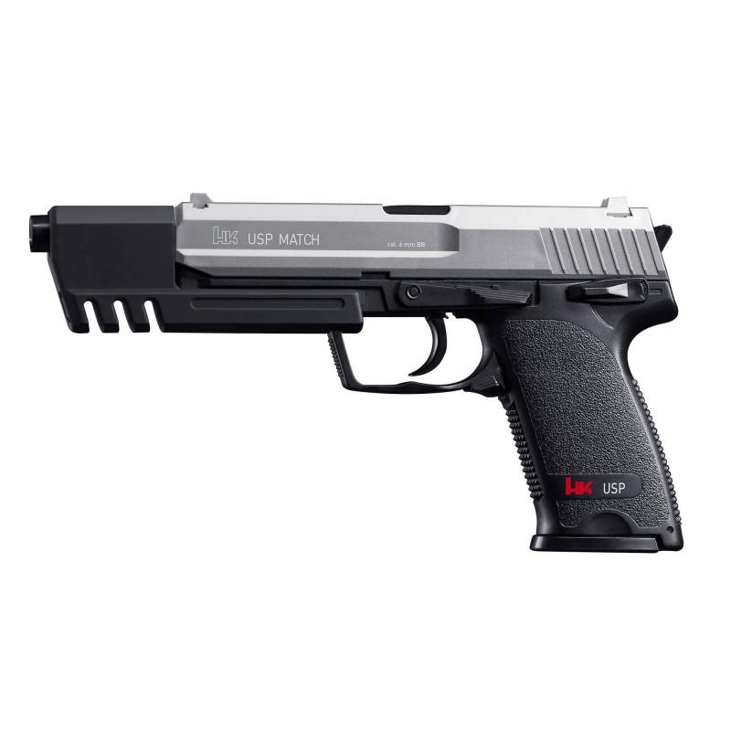 Pistolet Heckler&Kock Usp Match Bbs 6mm Spring 0.5J