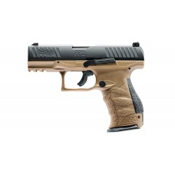 Pistolet Ppq M2 T4E Cal 43 Walther - Fde