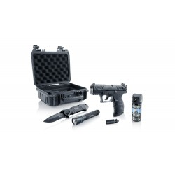 Pistolet Walther P22Q Cal 9 mm Pak - Ready 2 Defend Kit