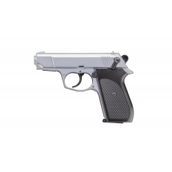 Pistolet Rohm Rg 88 Cal 9 mm Pak - Alu Chrome