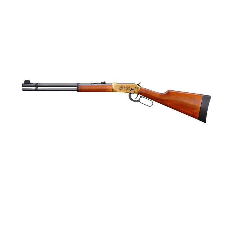 Carabine Walther Lever Action Co2 Cal 4.5 Mm Wells Fargo