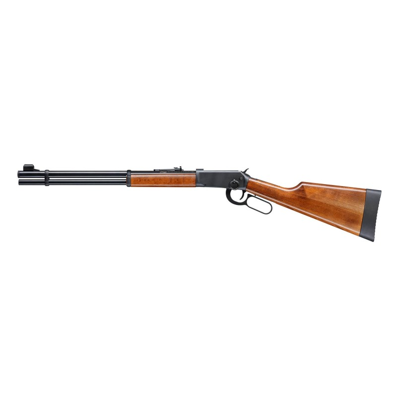 Carabine Walther Lever Action Co2 Cal 4.5 Mm Noir