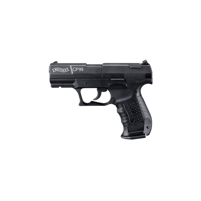 Pistolet Walther Cp99 Noir Walther Co2 Cal 4.5Mm