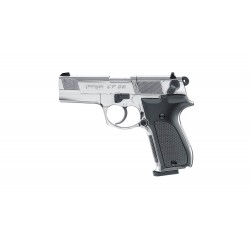 Pistolet Walther Cp88 3.5'' Chrome Walther Co2 Cal 4.5Mm