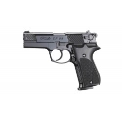 Pistolet Walther Cp88 3.5'' Noir  Walther Co2 Cal 4.5Mm