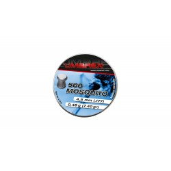 Plomb Mosquito Umarex Plat Cal 4.5 Mm 0.48G Cdtnmt 5X500