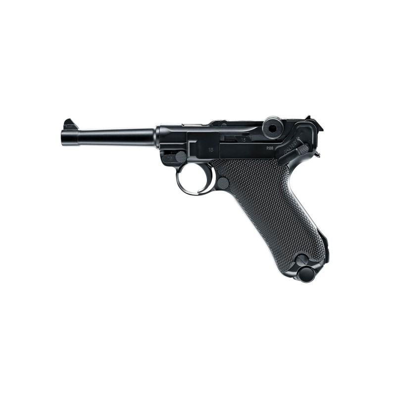 Pistolet P08 Legend Blowback Co2 Cal Bb/4.5Mm