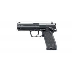 Pistolet Heckler & Kock Usp Noir Blowback Co2 Cal Bb/4.5Mm