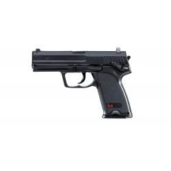 Pistolet Heckler & Kock Usp Noir Co2 Cal Bb/4.5Mm