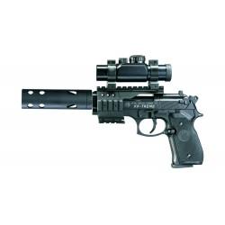 Pistolet Beretta M 92 Fs Xx-Treme Co2 Cal 4.5 Mm