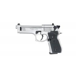 Pistolet Beretta M 92 Fs Co2 Cal 4.5 Mm - Chrome