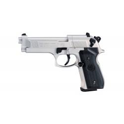 Pistolet Beretta M 92 Fs Co2 Cal 4.5 Mm - Nickel