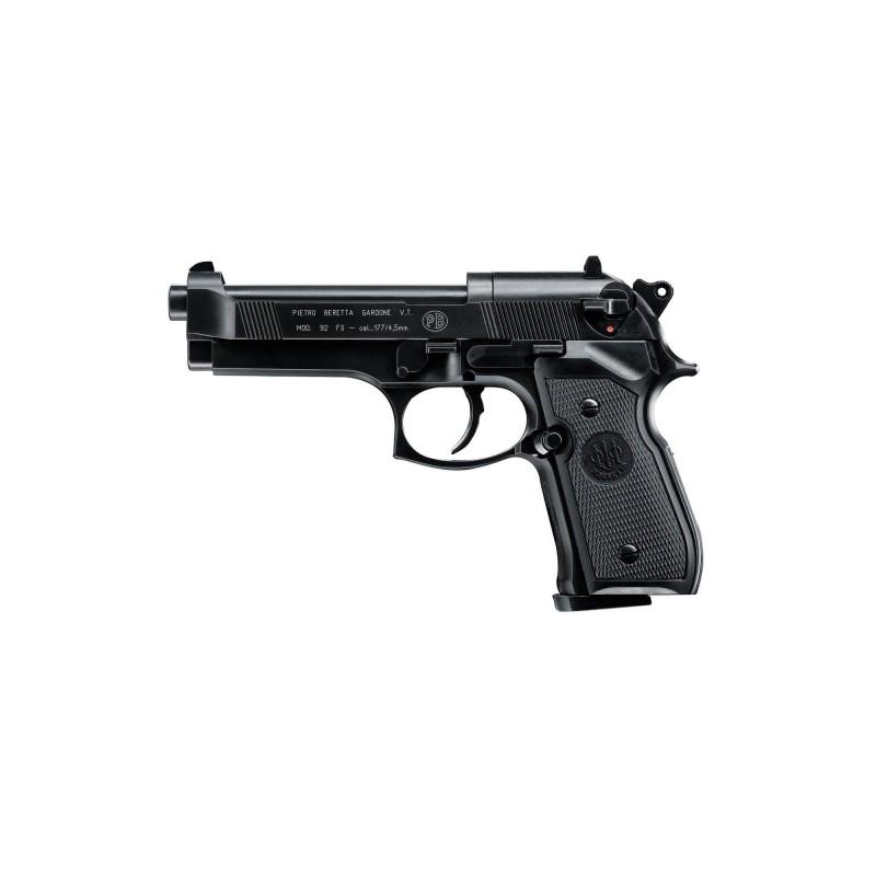 Pistolet Beretta M 92 Fs Co2 Cal 4.5 Mm - Noir