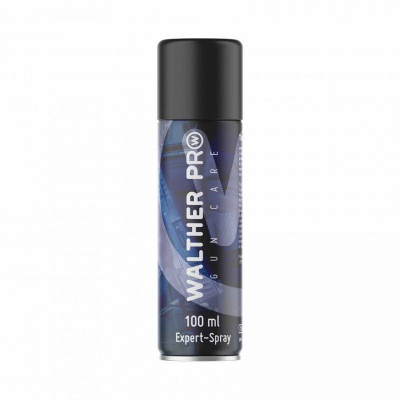 Bombe Huile 100 Ml Gun Care Expert Walther Pro