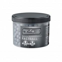 Billes Fastballs Caoutchouc Noir 0.9 G Cal 43 X430