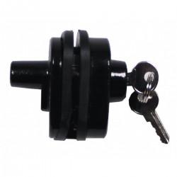Cadenas pontet avec clés