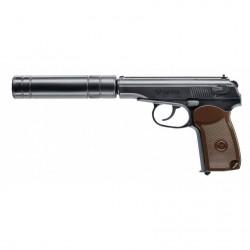 Pistolet PM KGB CO2 CAL BB/4.5MM