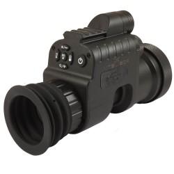 NiteVizor VP200XTR EXTREME Monoculaire Vision Nocturne IR Clip-On Amovible pour Lunette de Tir & Chasse