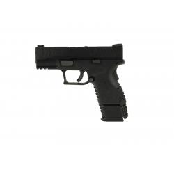 XDM 3,8 '' Black GBB CO2 4,5 mm 20BBs Full metal 1,8J MAX