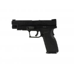Pistolet XDM 4,5'' Black GBB CO2 4,5 mm 20BBs 1,8J MAX