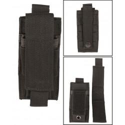 Porte Chargeur Pour Pistolet Single Noir