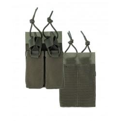 Porte Chargeur Pour Pistolet Double A.Scratch Vert