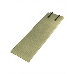 Matelas Thermo Gauffré Gonflable Vert
