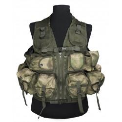 Gilet Tactical Mil-Tacs Fg (9 Poches)
