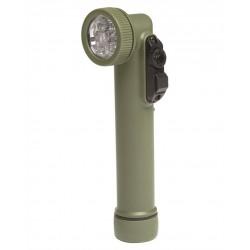 Lampe Coudée 6 Led Vert