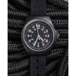 Montre Army Ip 'Us Style' S/Steel Noir
