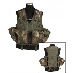 Gilet Tactical Syst.Mod.Bw Camo (8Poch.)