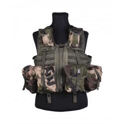 Gilet Tactical Syst.Mod.Cce Camo (8Poc.)