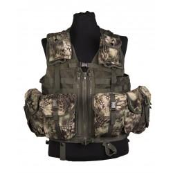 Gilet Tactical Systéme Modular Man.® Wood (8Poc.)