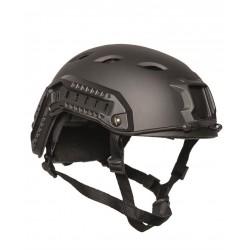 Casque Paratrooper Us 'Fast' W/Rail Noir