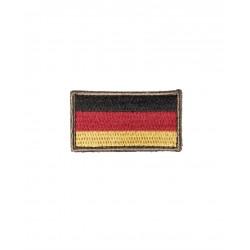 Insigne Bw Nationalité Textile Avec Scratch Petit
