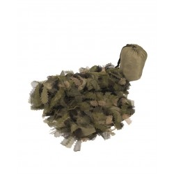Ghillie Cover 'Oak Leaf' 200X200 Cm W/L