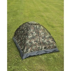 Tente Bi-Place 'Iglu Standard' Woodland
